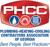Plumbing, Heating, and Cooling Contractors of Georgia logo